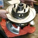 Front Disc Brake Tip