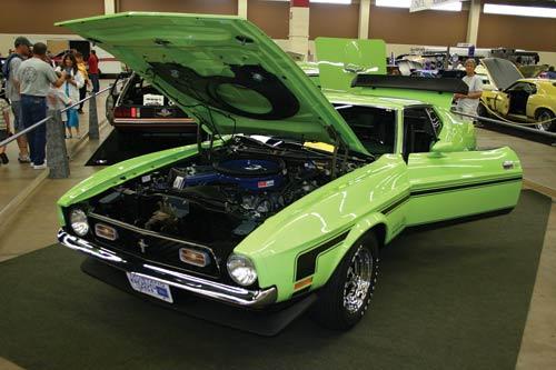 71-Boss-351-Mustang