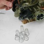 Carburetor: Quick-Change Vacuum Springs