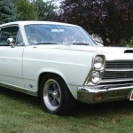 1966 Fairlane 500 Club Coupe