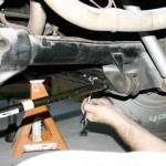 Installing a Rear Sway Bar