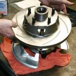 Front Disc Brake Upgrade