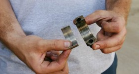 Connecting Rods And Rod Bearings