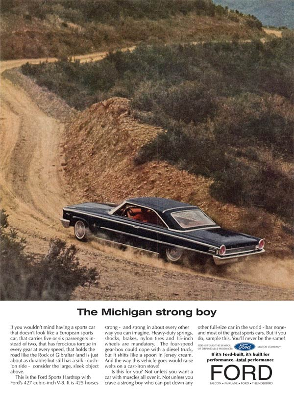 1963-Galaxie-500-XL-ad