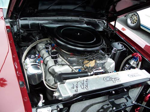 NASCAR spec 1969 Ford Talladega - Ford Pit Stop Blog