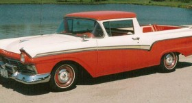 1957 Ranchero Double Feature
