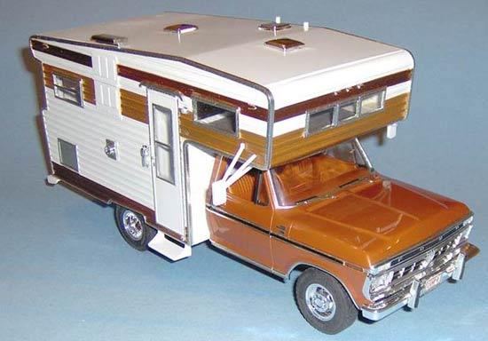 Ford-Truck-model-kit
