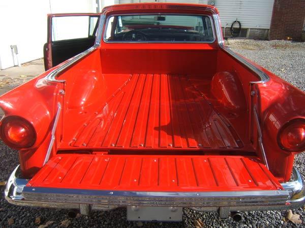 Red-57-Ranchero-tailgate