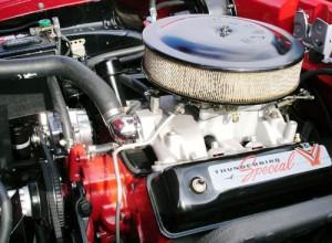 Thunderbird-312-engine